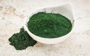 Spirulina - alga, ki krepi imunski sistem in spodbuja izločanje strupenih snovi
