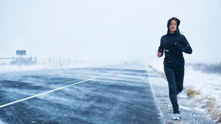 Kako se obleči za tek v mrazu (foto: Profimedia)