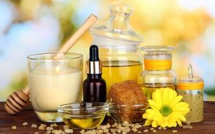 Naravni kozmetični pripravki, ki jih lahko pripravite sami