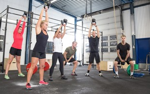 Trening, ki požene v gibanje vse mišice in poskrbi za odličen rezultat
