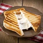 Slasten topel sendvič s topljenim sirom (foto: Shutterstock)