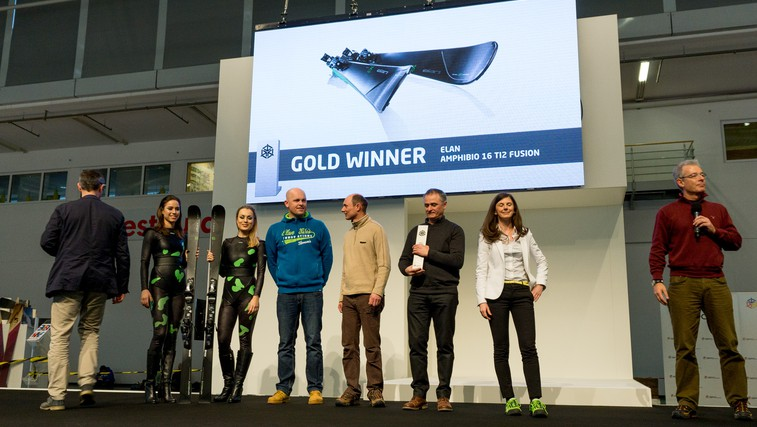 Elan že tretjič zapovrstjo osvojil zlato nagrado (foto: Elan)