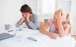 Stres ogroža in uničuje partnerski odnos