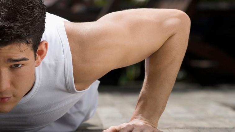 Trening za močne roke in čvrsto jedro (foto: Profimedia)