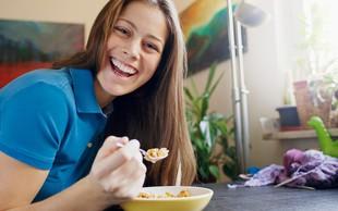 Hrana za boljše razpoloženje