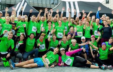 Pridružite se uradnim pripravam na Volkswagen 20. Ljubljanski maraton