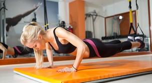 Trening za tekače: 10 vaj za moč