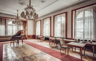 Foto: Zapuščeni hoteli po Evropi
