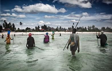 Foto: Vsakdanje življenje na Zanzibaru