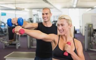 15-minutni intenzivni trening - porabite maščobo, zgradite mišice