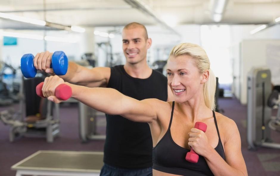 15-minutni intenzivni trening - porabite maščobo, zgradite mišice (foto: Profimedia)