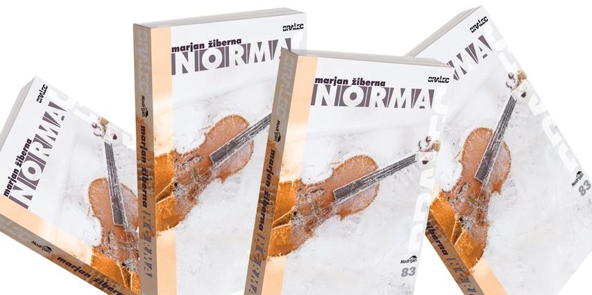 Norma - knjiga o tekaču, ki ga motivirata olimpijska maratonska norma in ljubezen do ženske