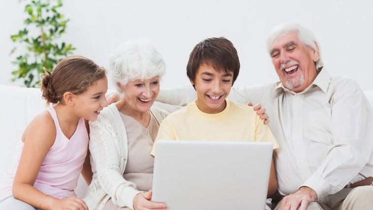 Medgeneracijsko učenje izboljšuje kakovost življenja (foto: profimedia)