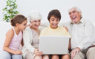 Medgeneracijsko učenje izboljšuje kakovost življenja