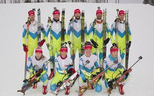 Slovenski biatlonci zmagujejo z novo SUUNTO opremo