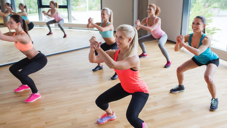 Krožni trening za čvrsto zadnjico (foto: Shutterstock.com)