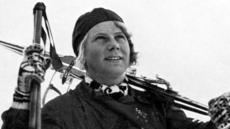 Laila Schou Nilsen - največja norveška športnica (foto: Profimedia)