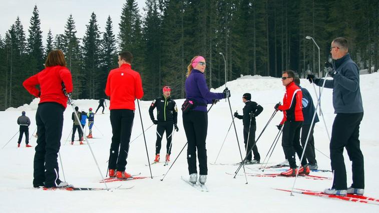 Aktivni vikend na Pokljuki - še zadnja priložnost v letošnji sezoni!