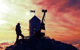 Osem krogov in pol - film o gorah in srhljivo potovanje v zavest alpinista