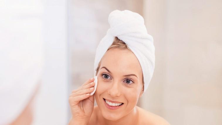 6 največjih napak pri čiščenju kože (foto: shutterstock)