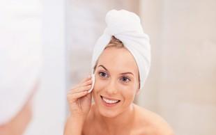 6 največjih napak pri čiščenju kože