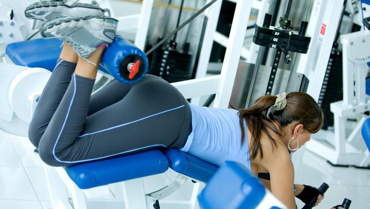 Najboljša vaja za upogib kolena (foto: Shutterstock.com)