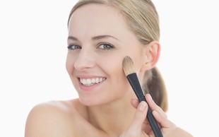 Puder - prekrije nepravilnosti in ščiti kožo
