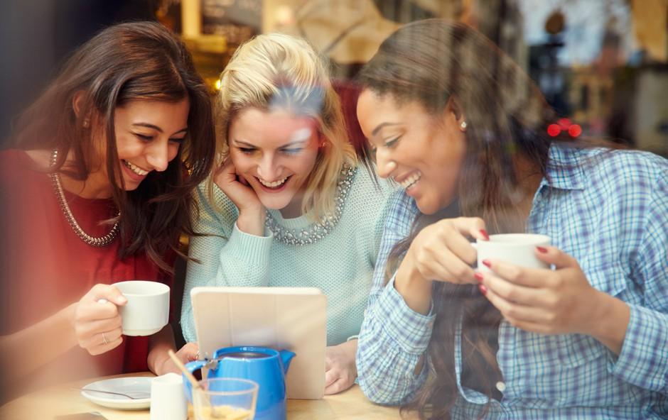 Ženske, ženske energije in sodelovanje (foto: Shutterstock.com)