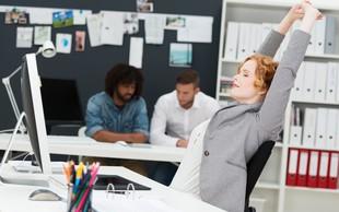 Skrb za zdravje na delovnem mestu