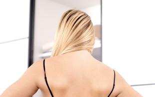 5 slabih navad, ki silijo vaše prsi k tlom