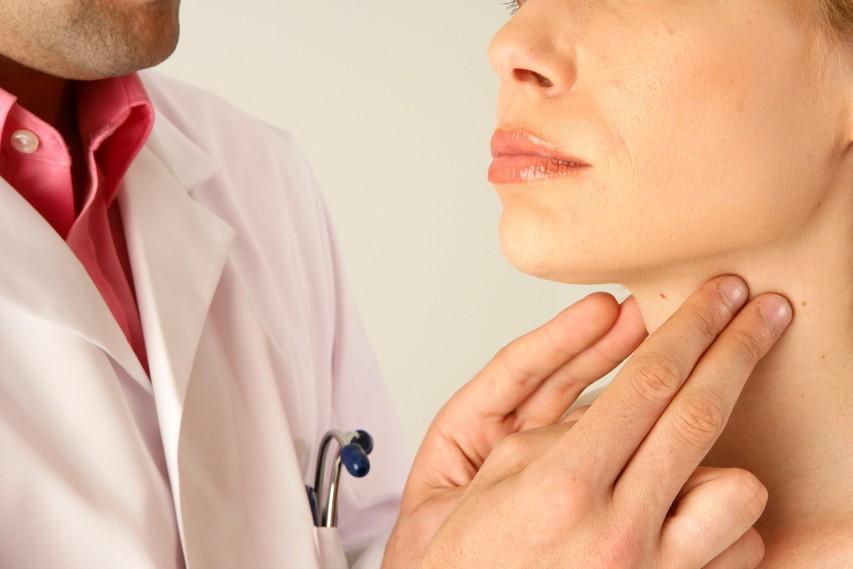 Ščitnica - žleza, ki vpliva na skoraj vse organe in pospešuje presnovo