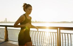 Kako izboljšati tehniko teka