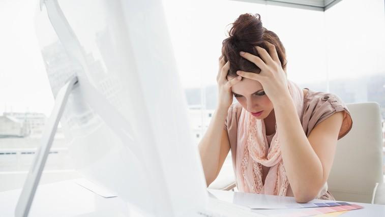 Delovni stres, poklicna izgorelost in novodobne rešitve za uspešno soočanje s stresom (foto: Profimedia)