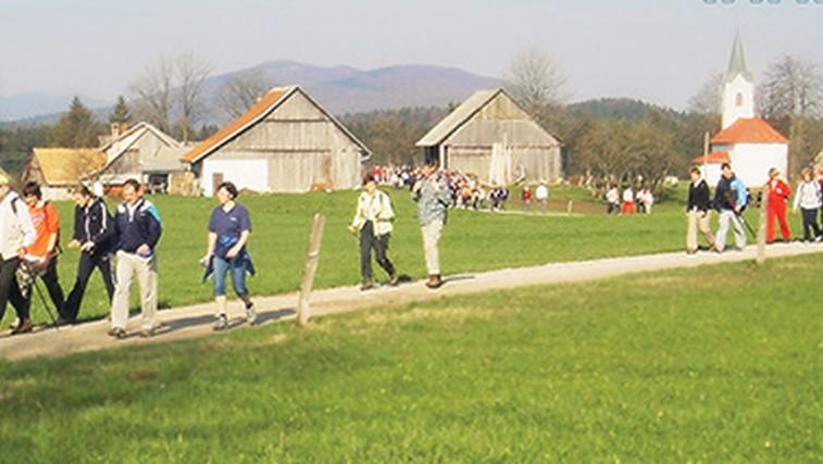 Vabljeni na 15. pohod po Krpanovi poti (foto: Arhiv www.bloke.si)