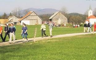 Vabljeni na 15. pohod po Krpanovi poti