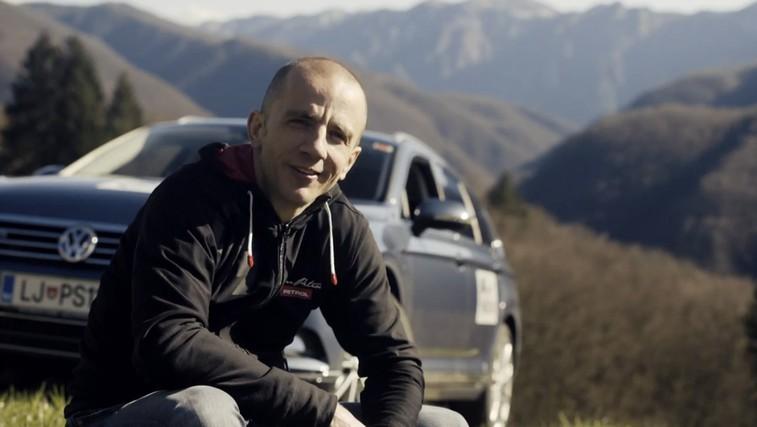 Aleks Humar bo 3. maja lovil svet (foto: Promocijski material)