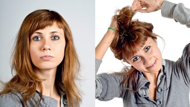 Kako preživeti teden dni brez umivanja las? (foto: shutterstock)