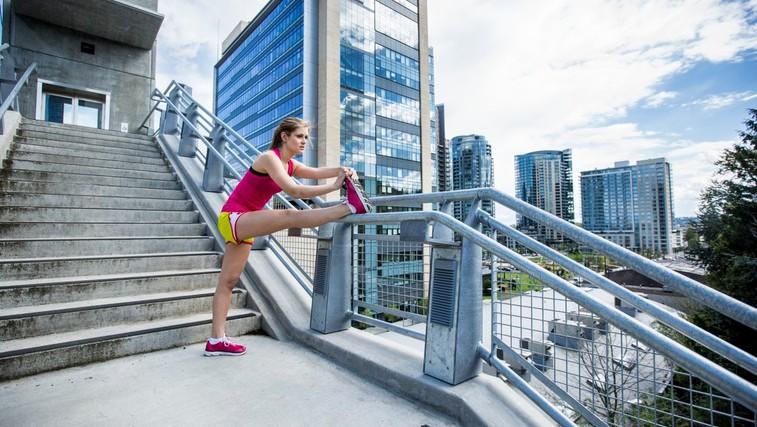 S telesnimi aktivnostmi in zdravim življenjskim slogom življenju dodajamo leta in letom življenje (foto: Profimedia)