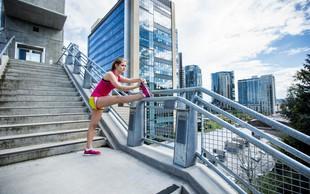 S telesnimi aktivnostmi in zdravim življenjskim slogom življenju dodajamo leta in letom življenje