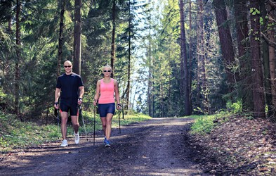 7 odličnih predlogov za trening hoje