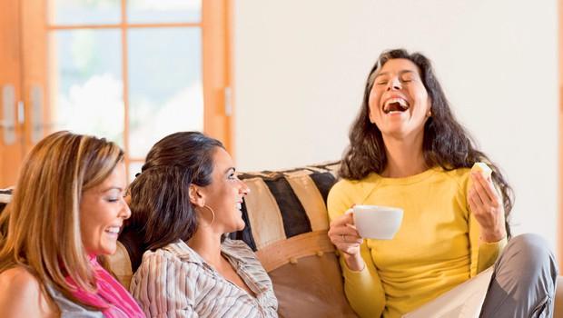 Proč s slabo voljo! Smeh nas lepša! (foto: profimedia)
