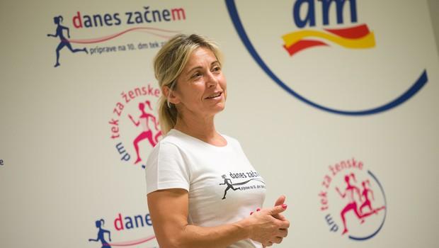 dr. Nada Rotovnik Kozjek (foto: dm - drogerie markt)