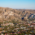 Armenija je zelo gorata država, povprečna nadmorska višina je kar 1.370m. (foto: profimedia)