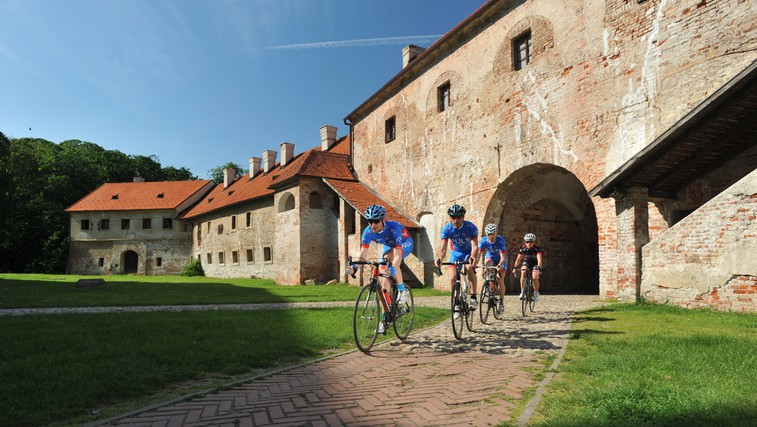 Profesionalni kolesarji se bodo na avanturo podali v nedeljo  26. 4.  mi... (foto: LifeClass Terme Sveti Martin)