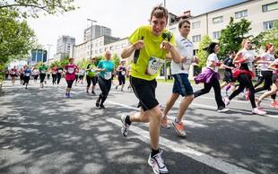 Na Wings for Life World Run tudi tek za otroke