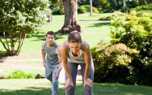 Vsako gibanje ni primerno za kontrolo telesne teže