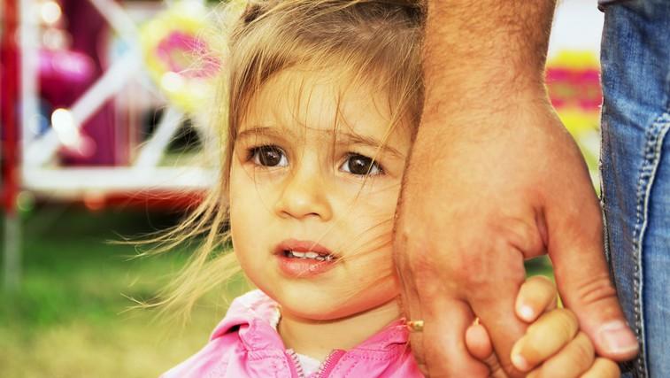 Ločitev in otroci, ki so vmes (foto: Shutterstock.com)