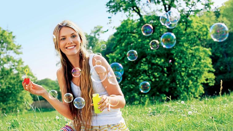 20 brezplačnih namigov za več veselja v življenju (foto: jump foto)
