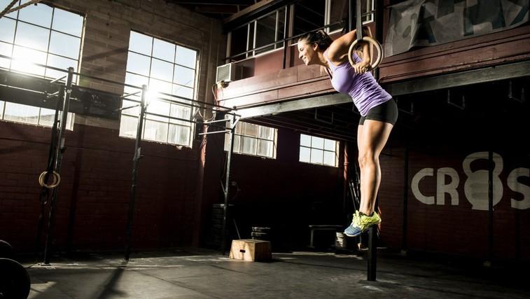 Dejstva in zmote o ženskem telesu in treningu za moč (foto: Profimedia)
