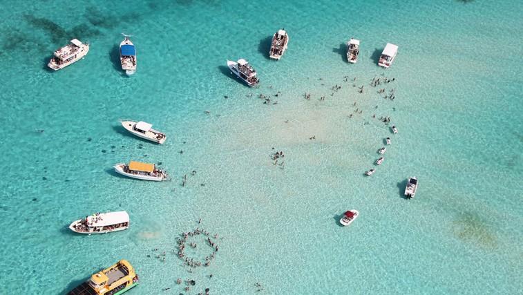Igrajte se s skati na Kajmanskih otokih (foto: profimedia)